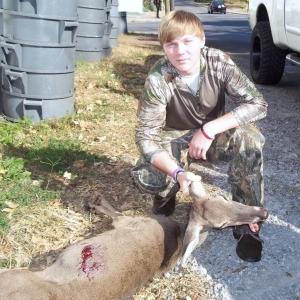 Travis Otto, 13 yrs. old