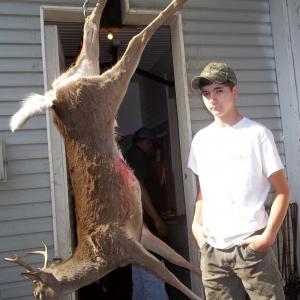 Logan Williamson, 15 yrs. old